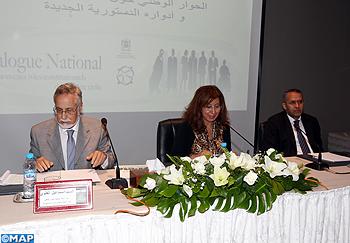 رئيس اللجنة الوطنية للحوار الوطني:نتائج جديدة في غضون مارس 2014