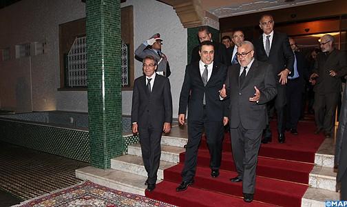 رئيس الحكومة التونسي يحل بالمغرب في زيارة رسمية