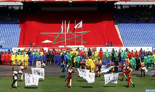 انطلاق منافسات الدورة التاسعة عشر لبطولة إفريقيا لألعاب القوى كبار بمراكش