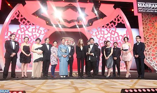 مهرجان مراكش … لحظة احتفاء بإسهام صناع الفن السابع باليابان في إغناء الرصيد السينمائي العالمي
