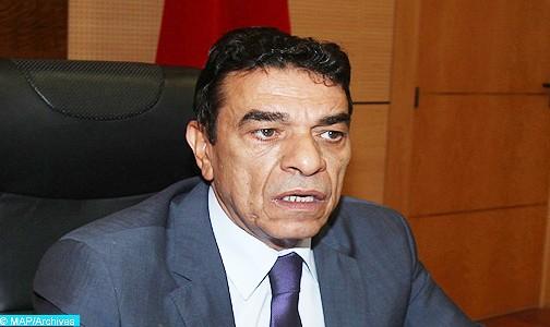 منتدى وكالة المغرب العربي للأنباء يستضيف غدا الثلاثاء الوزير المنتدب المكلف بالشؤون العامة والحكامة