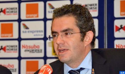 الكاتب العام للكونفدرالية الإفريقية لكرة القدم يقدم استقالته