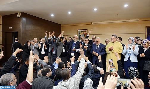 حزب العدالة والتنمية يختار مرشحيه لعضوية الحكومة المقبلة