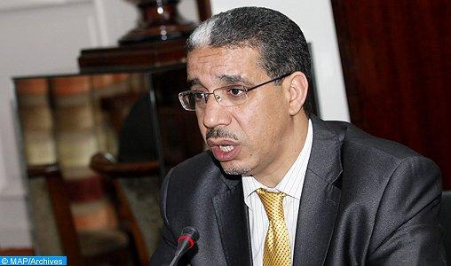 السيد رباح يبحث مع سفيرة السويد بالمغرب التعاون الثنائي في مجالات الطاقات المتجددة والتنمية المستدامة