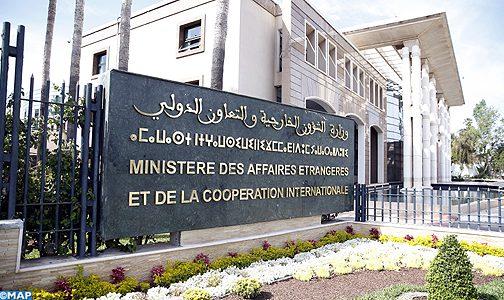 المغرب يسجل بارتياح مصادقة مجلس الأمن على القرار 2351 المتعلق بقضية الصحراء المغربية (بلاغ)