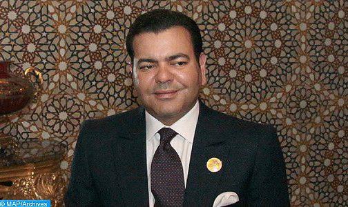 الشعب المغربي يحتفل غدا الثلاثاء بالذكرى السابعة والأربعين لميلاد صاحب السمو الملكي الأمير مولاي رشيد