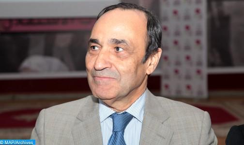 إعادة انتخاب السيد الحبيب المالكي رئيسا للمجلس الوطني لحزب الاتحاد الاشتراكي للقوات الشعبية