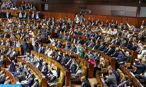 مجلس النواب يصادق على عدد من مشاريع القوانين يوافق بموجبها على 8 اتفاقيات ثنائية وثلاثة متعددة الأطراف