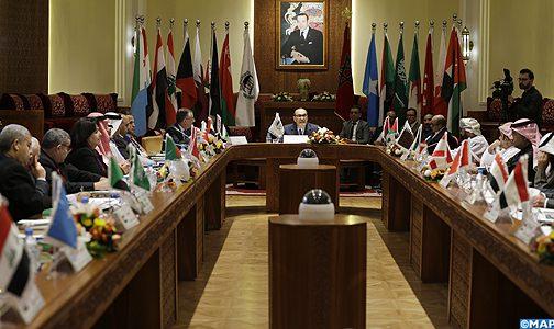 الخروج من الوضع المتأزم الذي يعيشه العالم العربي يستوجب الارتقاء بإمكانيات العمل المؤسسي (السيد المالكي)