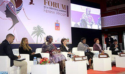 العيون.. انطلاق فعاليات الدورة الأولى للمنتدى الدولي للابداع والقيادات النسائية الإفريقية