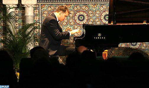 """إطلاق مشروع """"أرابيسك"""": عازف البيانو المغربي مروان بنعبد الله يفتتح التظاهرة"""