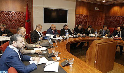 لجنة مراقبة المالية العامة بمجلس النواب تصادق بالإجماع على 23 توصية حول تقييم وتدبير صندوق التنمية القروية والمناطق الجبلية