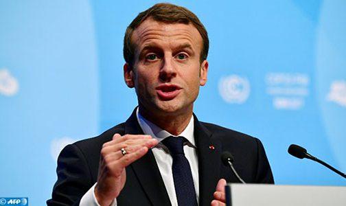 عام على توليه رئاسة فرنسا .. ماكرون عازم على المضي قدما في مبادرات للإصلاح تحمل الأمل بالنسبة للفرنسيين