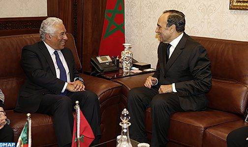 السيد المالكي يدعو إلى الدفع بالعلاقات بين المؤسستين التشريعيتين المغربية والبرتغالية إلى مستوى أرحب
