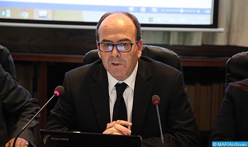 مجلس المستشارين اشتغل على مبادرات نوعية للارتقاء بالعمل البرلماني الدبلوماسي