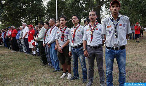 الحركة الكشفية مدرسة حقيقية للتربية على المواطنة