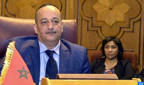 السيد محمد الأعرج لن يشارك في اجتماع وزراء إعلام دول التحالف لدعم الشرعية في اليمن الذي سيتم عقده في جدة بالمملكة العربية السعودية يوم 23 يونيو (بلاغ لوزارة الثقافة والاتصال)