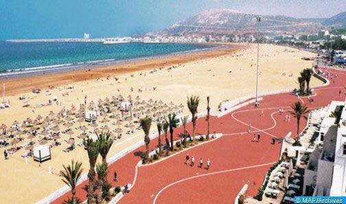 """المجلة الأمريكية """"ذو هوليود ريبورتر"""" تخصص مقالا للمؤهلات السياحية للمغرب، """"أجمل مكان في العالم"""""""