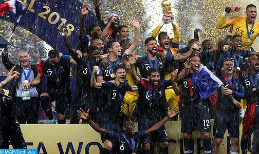 كرة القدم.. المنتخب الفرنسي بطل العالم يتصدر التصنيف الجديد للفيفا
