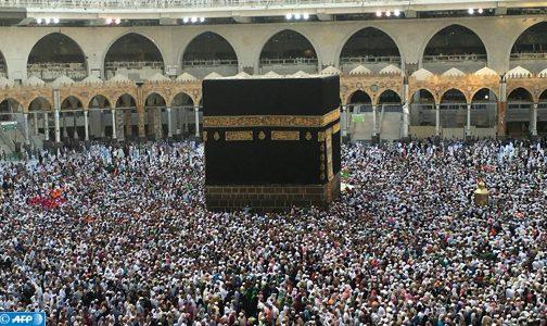 أزيد من مليون و600 ألف حاج يصلون إلى السعودية لأداء مناسك الحج لهذا العام