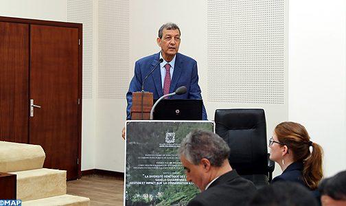 المغرب يأمل في إدماج التدبير الوراثي في سياسته المتعلقة بحماية الغزلان ( السيد الحافي)