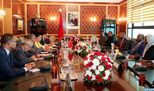 مسؤول بدولة النيجر يشيد بسياسة الهجرة واللجوء التي ينتهجها المغرب