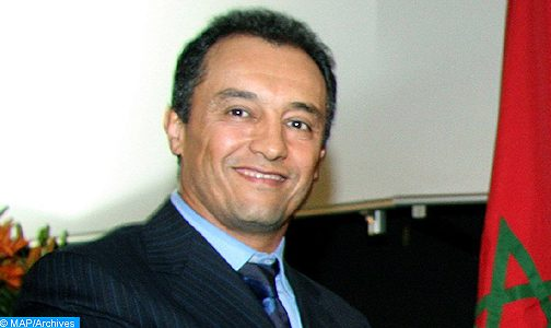 السيد الشامي يؤكد ببروكسل على دور المغرب في محاربة الإرهاب وفي استقرار المنطقة