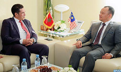ماليزيا تستشرف آفاقا واسعة للتعاون في مجالات عديدة مع المغرب من ضمنها التعليم العالي (وزير ماليزي)