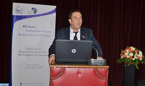 المغرب من بين البلدان التي آمنت بأهمية سياسة المنافسة كقاطرة لتحقيق التنمية والنمو ( مسؤول )