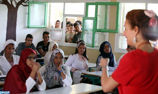 """""""ورشات الحكواتي""""..فضاء متعة وتربية لتلاميذ المؤسسات التعليمية بزاكورة"""