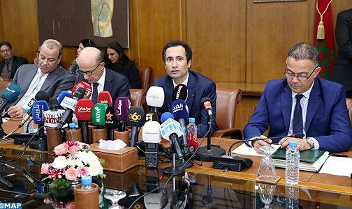 مشروع قانون المالية 2019 .. الحكومة تراهن على إيرادات متأتية من الخوصصة بقيمة 5 إلى 6 ملايير درهم (بنشعبون)