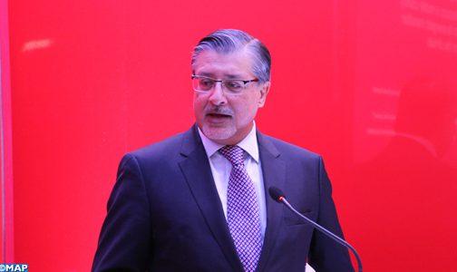 المدير العام للوكالة الدولية للطاقة المتجددة يشيد بانجازات المغرب في مجال الطاقة المتجددة بفضل ريادة جلالة الملك