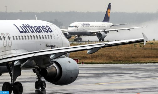"""ألمانيا .. إلغاء رحلات بسبب إضراب أربع شركات فرعية ل""""لوفتهانزا"""""""