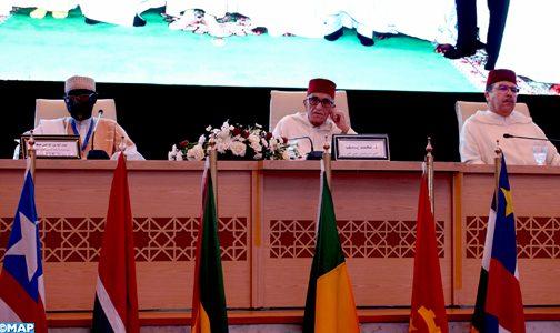 مراكش.. العلماء الأفارقة يشيدون بالنموذج المغربي في العقيدة والفقه والتصوف