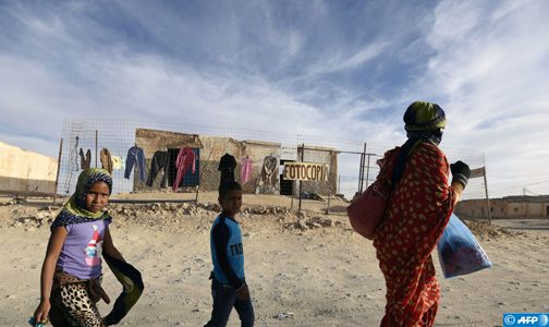 تنسيقية إسبانية تستنكر ببريتشيا انتهاك (البوليساريو) لحقوق صحراويات محتجزات ضد إرادتهن في مخيمات تندوف