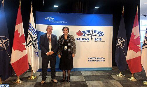 كندا.. مشاركة مغربية مكثفة في أشغال الدورة 64 للجمعية البرلمانية لحلف الناتو