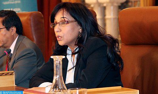 العدالة المجالية مدخل مركزي للتفاعل مع أشكال التعابير العمومية الناشئة (السيدة بوعياش)