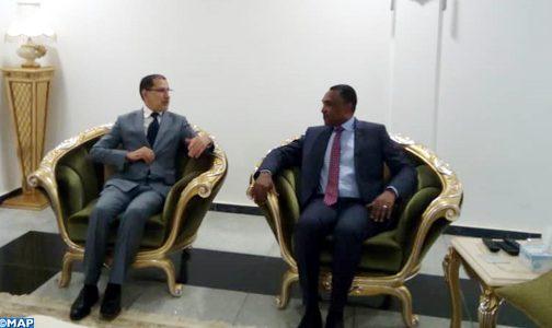 المغرب حريص على التعاون مع دول الساحل الخمس لتنمية المناطق الساحلية التي تعيش تهديدات أمنية