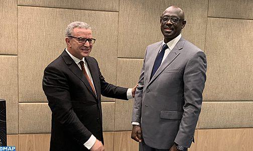 كيغالي: التعاون الثنائي محور مباحثات بين السيد أوجار ونظيره الرواندي