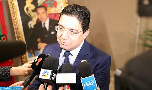 مواقف المغرب من الأزمات في المنطقة العربية يحكمها منطق العمل على توحيد الصفوف