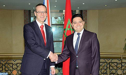 المملكة المتحدة ستظل شريكا قويا للمغرب رغم البريكسيت (ديبلوماسي بريطاني)