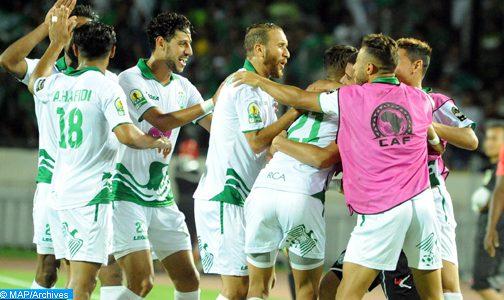كأس الكونفدرالية الإفريقية.. الرجاء البيضاوي يتأهل إلى دور المجموعات