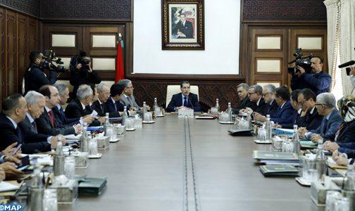 مجلس الحكومة يوافق على مشروع قانون متعلق بالاتفاق المغربي الهندي حول المساعدة القانونية في الميدان الجنائي