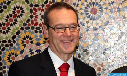 مسؤول بريطاني يؤكد على عمق وقوة علاقة الشراكة القائمة بين بلاده والمغرب