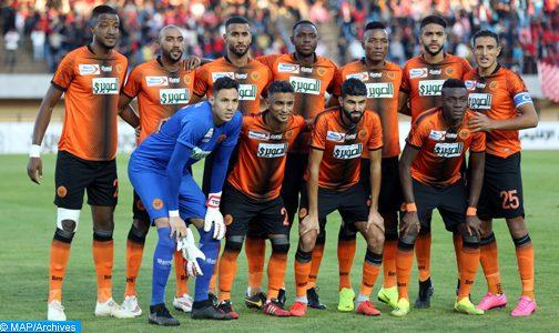 كأس الكاف: نهضة بركان ينهزم بدكار أمام جاراف السنغالي (2 – 0)