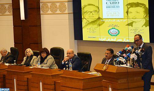 المغرب يظل ركنا مكينا في الساحة الثقافية العربية (رئيس الهيئة العامة المصرية للكتاب)