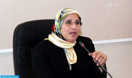 تونس.. السيدة بسيمة الحقاوي تستعرض الإصلاحات التي اعتمدها المغرب تكريسا لمبدأ المساواة بين الجنسين
