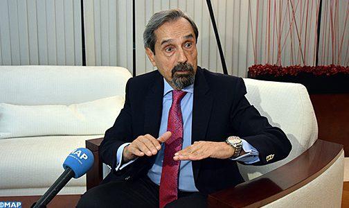 الزيارة الرسمية لعاهلي إسبانيا إلى المغرب ستعطي زخما جديدا للعلاقات الثنائية