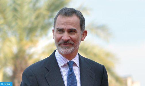 العاهل الإسباني الملك فيليبي السادس يتسلم الجائزة العالمية للحرية والسلام