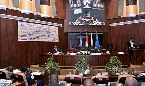 بدء أشغال الدورة الرابعة لمؤتمر الوزارء الأفارقة المعنيين بالأرصاد الجوية بالقاهرة بمشاركة مغربية